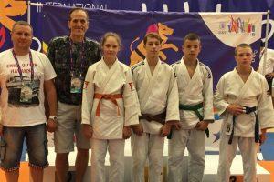 Iš žaidynių Izraelyje grįžo su medaliais