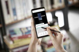 """Naujasis """"Samsung Galaxy Note8"""" jau Lietuvoje"""