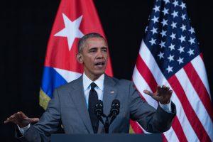 B. Obama: laikas užkasti Šaltojo karo likučius Amerikos žemynuose