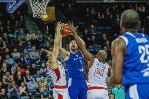 """FIBA Čempionų lyga: """"Neptūnas"""" paguldė ant menčių prancūzų klubą"""