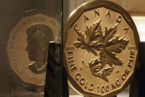 Berlyno muziejų apiplėšę vagys monetą išsivežė karučiu
