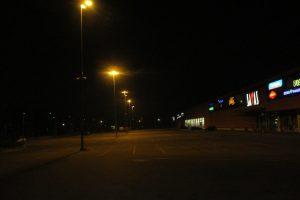 Naktis Kalniečiuose: per valandą gatvėje sutikau vos vieną žmogų