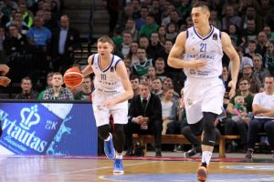 Jėgas FIBA Čempionų lygoje mėgins trys Lietuvos klubai