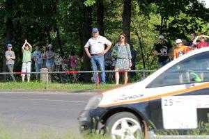 """Ralyje """"Aplink Lietuvą"""" stebins ir elektromobiliai"""