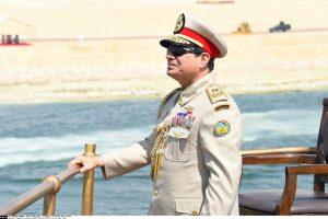 Egipto prezidentas suteikė malonę 203 kaliniams