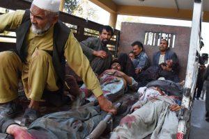 Afganistane per sprogimą mečetėje Balcho mieste trečiadienį žuvo 14 žmonių