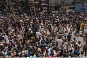 Indijoje per religinę ceremoniją kilus spūsčiai žuvo mažiausiai 19 žmonių