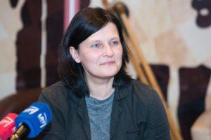 LRT tarybos pirmininko pavaduotoja perrinkta L. Jablonskienė