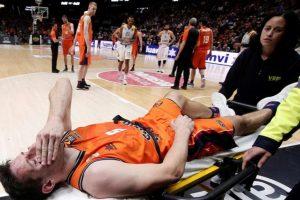 """""""Valencia Basket"""" palaužė """"Chimki"""" krepšininkus"""