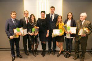 Paskelbti Lietuvos kilnaus elgesio apdovanojimų laureatai