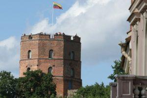 LDK valdant Gediminui: pinigų reforma, mūrinės pilys ir kariuomenės modernizavimas