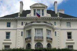 Rusijos prekybos misijoje Vašingtone prasidėjo krata