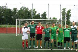 Žurnalistų batalijas stebės ir futbolo rinktinės treneris