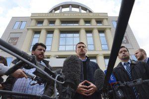 A.Navalnas užvertė skundais dėl Maskvos mero rinkimų