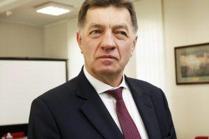 Premjeras: turi būti garantija, kad Astravo AE sauga atitiks reikalavimus