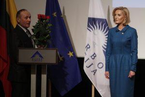 Ž. Pinskuvienė: žmonėms gyventi oriai politinis folkloras nepadės