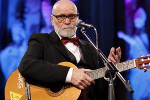Aktorius V. Bagdonas kviečia į koncertą Šv. Kotrynos bažnyčioje