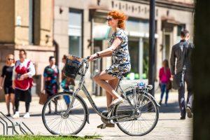 Kauno valdžia aiškinasi, kaip miesto centrą geriau pritaikyti dviračiams