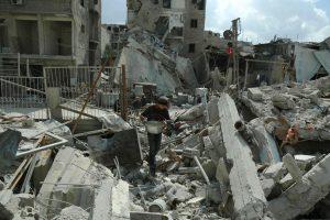 Naujo karo grėsmė Sirijoje: padarinius pajustų ir Europa