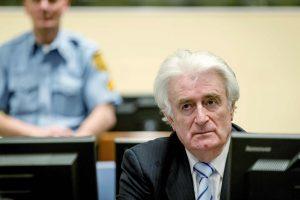 R. Karadžičius už genocidą ir karo nusikaltimus nuteistas kalėti 40 metų