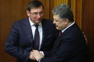 Naujasis Ukrainos generalinis prokuroras – prezidento sąjungininkas