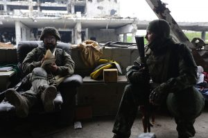Kuo gyvena iš Rytų Ukrainos grįžę rusų savanoriai