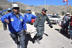 Žemės drebėjimas Peru nusinešė mažiausiai keturias gyvybes