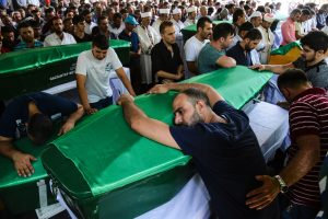Turkija siekia nustatyti mirtininko paauglio tapatybę