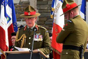 Princas Charlesas pagerbė per Somos mūšį žuvusius Naujosios Zelandijos karius