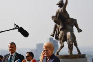 D. Grybauskaitė: Europos Sąjunga atsidūrė lūžio taške