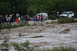 Haitį nusiaubęs uraganas slenka į Kubą ir JAV