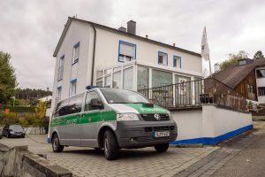 Vokietijoje ultradešiniojo judėjimo narys sužeidė keturis policininkus