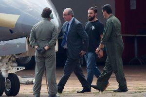 Brazilijoje dėl korupcijos areštuotas įtakingas parlamentaras