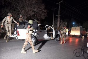 Pakistane – išpuolis policijos mokykloje: žuvo mažiausiai 59 žmonės