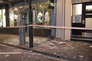 Naująją Zelandiją sukrėtė galingas žemės drebėjimas