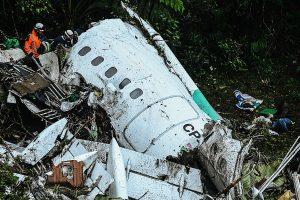 Patvirtinta: lėktuvo katastrofos Kolumbijoje priežastis – pasibaigę degalai