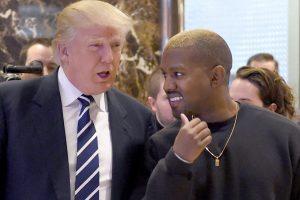 K. Westas ir  D. Trumpas susitiko pakalbėti apie gyvenimą