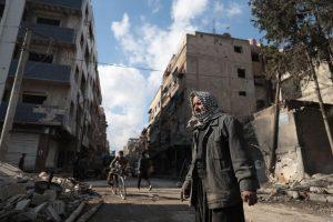 Nepaisant paliaubų Sirijoje kilo susirėmimai