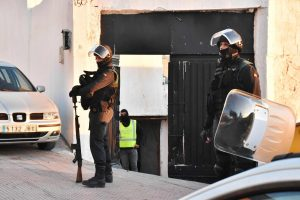 Ispanijos policija suardė kultūros vertybių kontrabandos tinklą