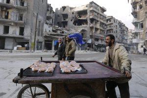 Raudonasis Kryžius ragina lietuvius aukoti Sirijos gyventojams