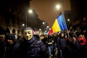Rumunijoje protestuojama prieš amnestiją kaliniams