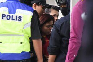 Malaizijos teismas dviem moterims pateikė kaltinimus Kim Jong Namo nužudymu