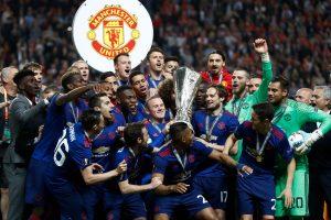 """""""Manchester United"""" – Europos lygos čempionai"""