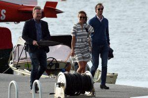 P. Middleton su vyru povestuvinį medų kopinėja Sidnėjuje