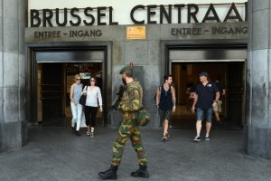 Briuselio traukinių stoties sprogdintojas – 36 metų marokietis