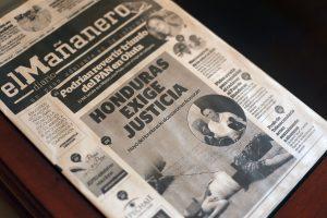 Meksikoje nužudytas žurnalistas iš Hondūro