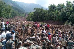 Indijoje purvo nuošliaužos aukų padaugėjo iki 45