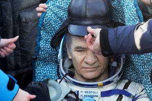 Rusijos, Europos ir JAV astronautai sėkmingai grįžo iš TKS