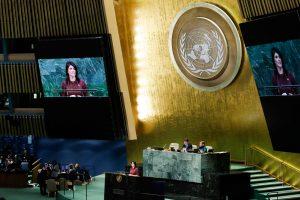 JT Generalinė Asamblėja atmetė JAV sprendimą dėl Jeruzalės