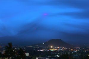 Filipinuose dėl ugnikalnio išsiveržimo grėsmės evakuojami 12 000 žmonių